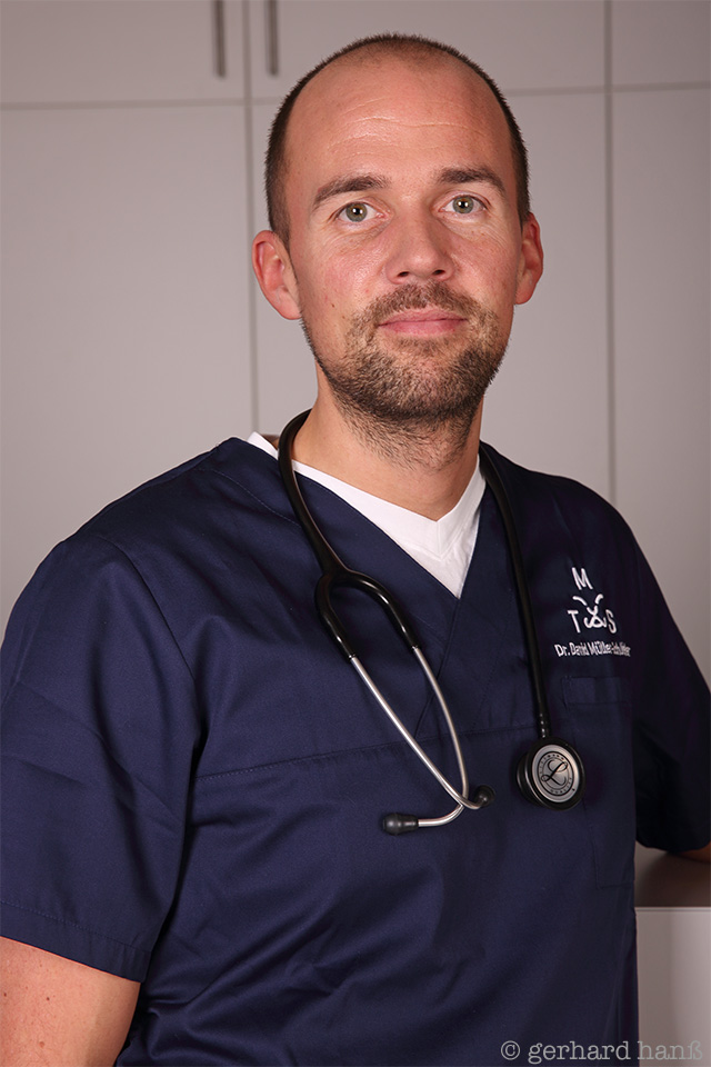 Dr. David Müller-Schliecker